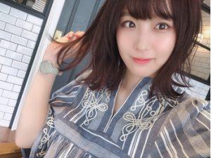 SKE48鎌田菜月さん